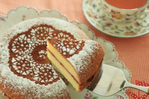 【料理写真】ケーキ